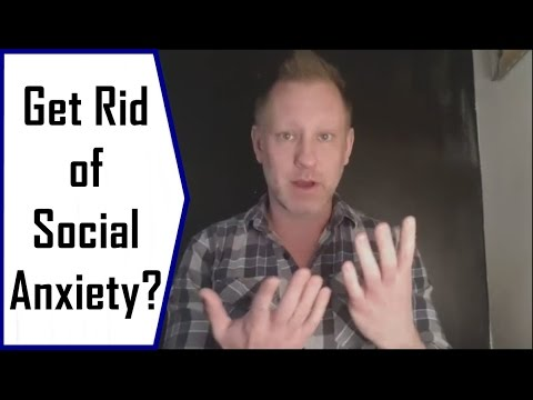 Can You Get Rid of Social Anxiety?