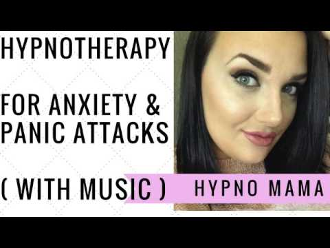 HYPNOTHERAPY FOR PANIC ATTACKS & ANXIETY