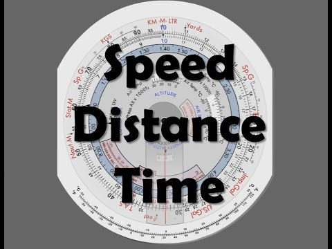 CRP-5: Speed, Distance & Time.