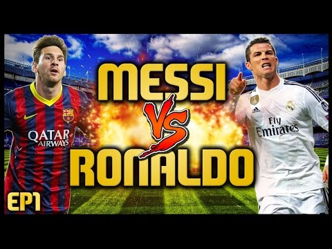 MESSI VS RONALDO #1 - FIFA 15 ULTIMATE TEAM