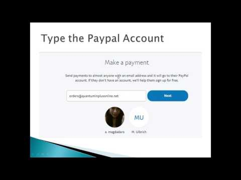 How to send money in Paypal using other currencies