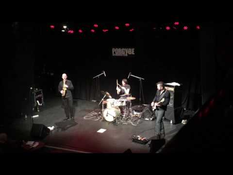 Gorilla Mask live at Porgy & Bess, Vienna -