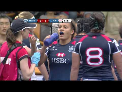 Japan vs Hong Kong (Asia Rugby Women Championship)