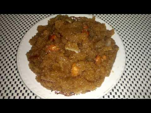 बनाए गुड़ का ऐसा हलवा जिसका स्वाद आप को बार बार खाने को मजबूर कर देगा | Gud Suji Halwa Recipe