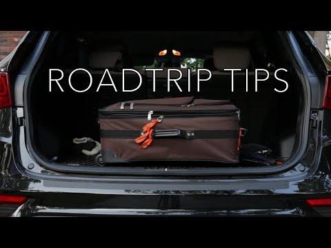 Road Trip Tips by iSeeCars