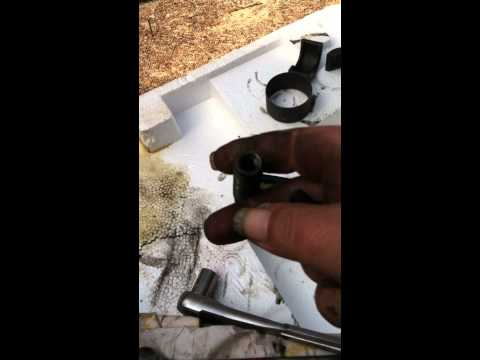 2005 chevy impala 3.4 3400 power steering pulley remove install