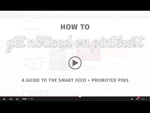 How Do I Get Noticed On Pinterest?