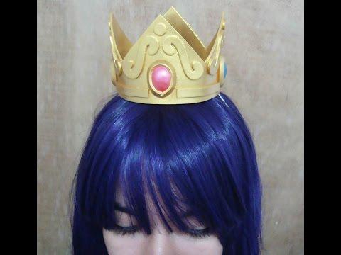 Princess Peach - Tutorial [Coroa]