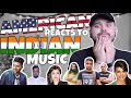 Download  American REACTS // Indian Music MP3,3GP,MP4