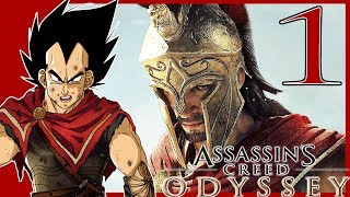 """Prince Of Assassin's"" Vegeta Plays Assassin's Creed Odyssey - Part 1"