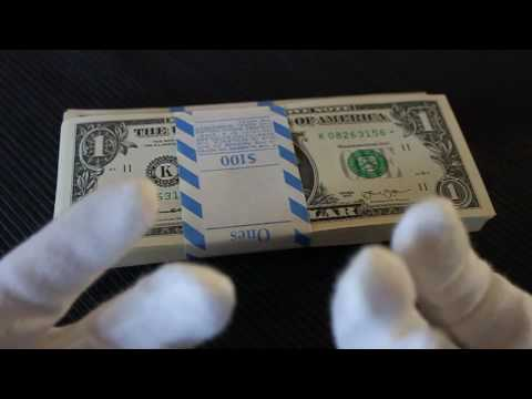 $1 One Dollar Star Notes Sequential Serial Numbers