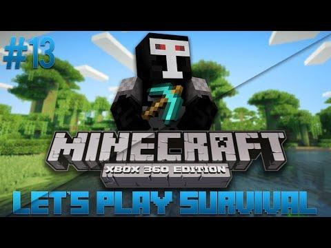 Minecraft Xbox   LP #13- Mob Spawner Trap!!