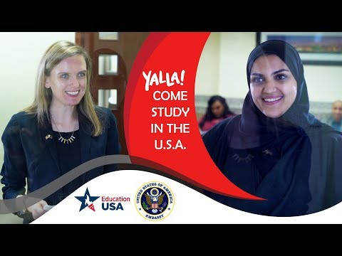 Yalla! Come Study in the United States | Part One: Applying for a student visa
