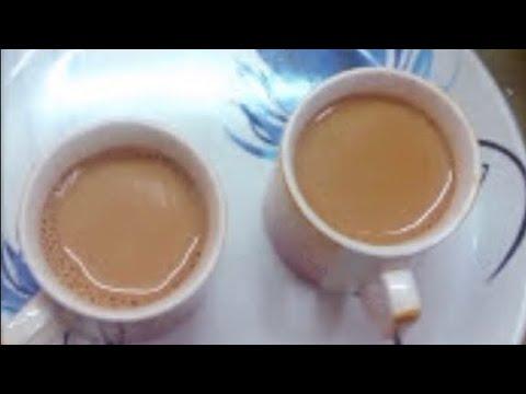 Ginger Milk Tea Recipe (How to make)