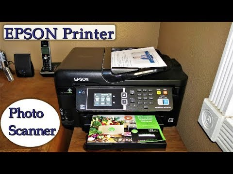 Learn how to scan or copy  a photo or document in the best quality possibility  on an Epson printer