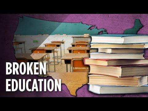 Here's Why The U.S. School System Is Broken
