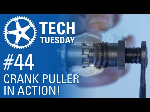 Tech Tuesday #44: Crank Puller in Action