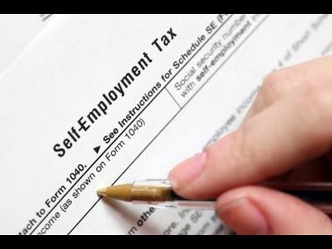 Reducing Your Self-Employment Taxes -- Small Business Tax Tip