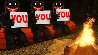 Roblox bullies VOTED ME OFF.. in a really scary way