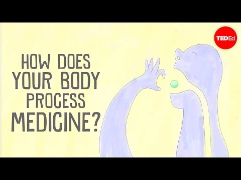 How does your body process medicine? - Céline Valéry