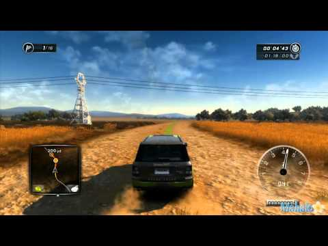 Test Drive Unlimited 2 Walkthrough - Off Road License - Bends