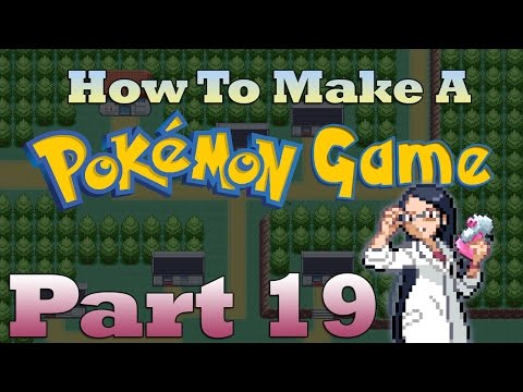How To Make a Pokemon Game in RPG Maker - Part 19: Making Items
