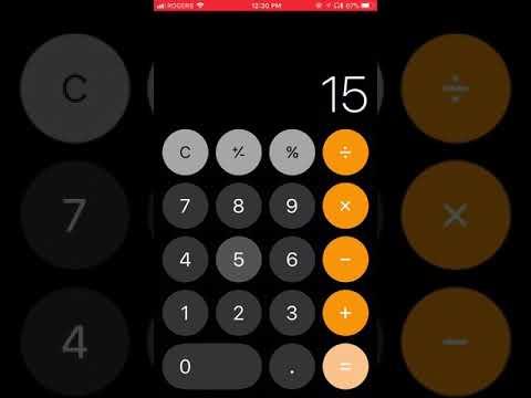 iOS 11.2 Fixes That Pesky Calculator Lag Glitch