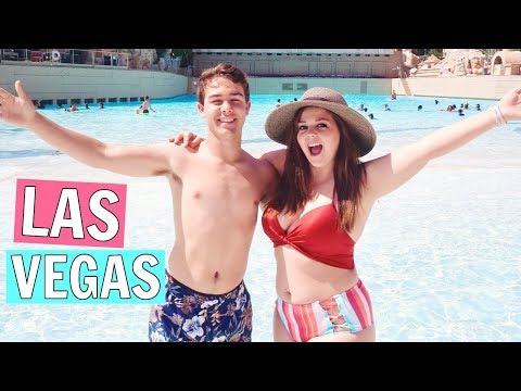 Spring Break Pool Party in Las Vegas!