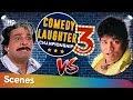Kader Khan VS Johnny Lever Comedy Laughter Championship Season 03 Shemaroo Bollywood Comedy