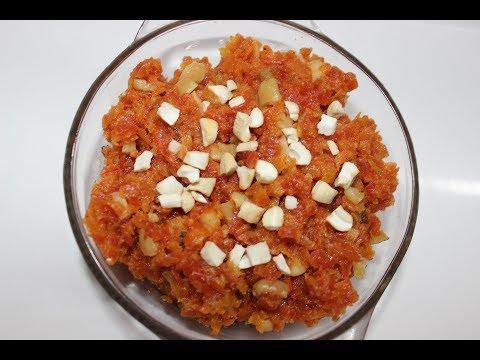 Gajar ka Halwa - Easy and Quick recipe