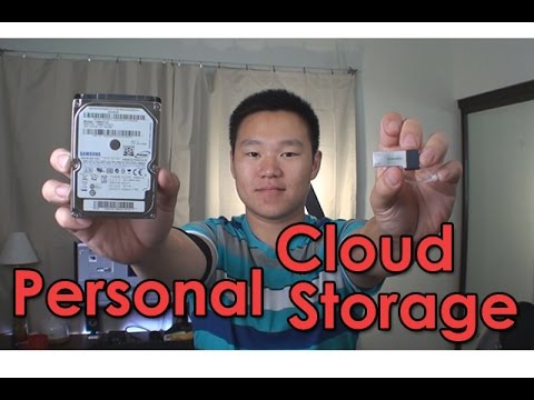 How To: Make Your Hard Drive on WiFi (Personal Home/Office)
