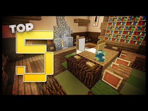 Minecraft - Office Designs & Ideas