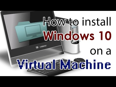 How to install Windows 10 technical Preview on a Virtual Machine