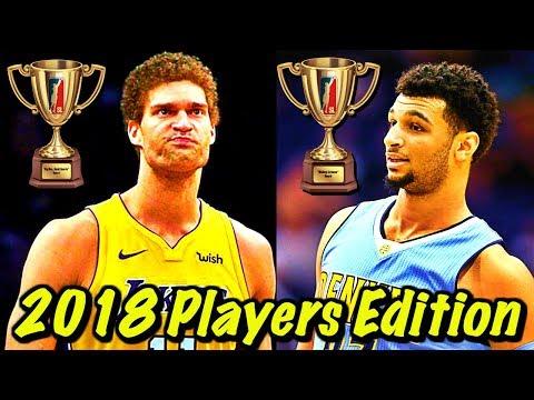 The 2018 NBA Illogical Awards - Players Edition