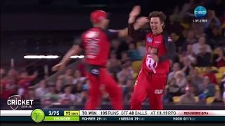 Highlights: Renegades v Thunder - BBL06