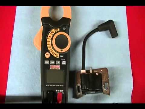 Honda GC190 Ignition Coil Primary & Secondary Resistance (Phelon 30500-ZOJ-0031)