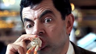 Fine Dining With Bean , Funny Clips , Mr. Bean Official