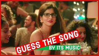 Guess The Song By Its Music Challenge