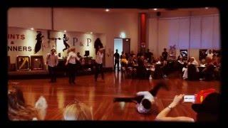 Surprise Dancing Waiters and Break Dancing Waiters, FX Entertainment