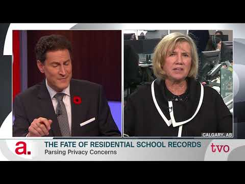 The Fate of Residential School Records