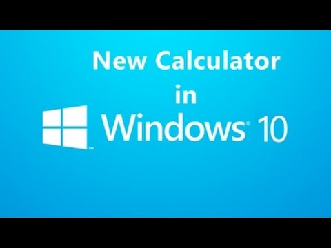 Check out Calculator in Windows Phone 10 Preview for Lumia 520 530 630 730 820 830 930