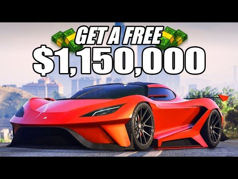 HOW TO GET $1,150,000 FREE IN GTA 5 ONLINE & MORE! (GTA 5 Tips, Tricks & Secrets)