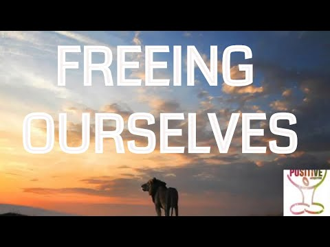 Freeing Ourselves - 10 Minute Meditation on Releasing Internalized Messages & Positive Calm Living
