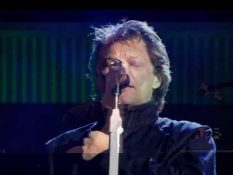 Bon Jovi - Hallelujah (subtitulos español) (cover-Leonard Cohen song)