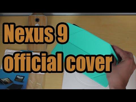 Nexus 9 official cover: análisis de la funda