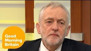 Jeremy Corbyn Says He Doesn
