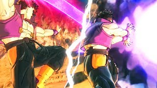 COMPARING DIVINE LASSO vs SUPER BLACK KAMEHAMEHA - Dragon Ball Xenoverse 2 Part 96 | Pungence