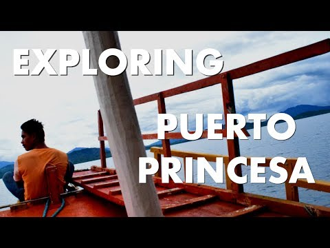 EXPLORING PUERTO PRINCESA,PALAWAN |VLOG #9