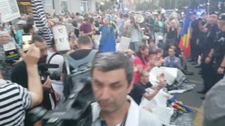 Marș pentru justiție și împotriva corupției