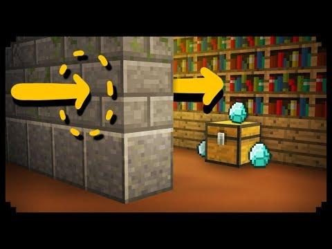 ✔ Minecraft: How to Walk Through Walls